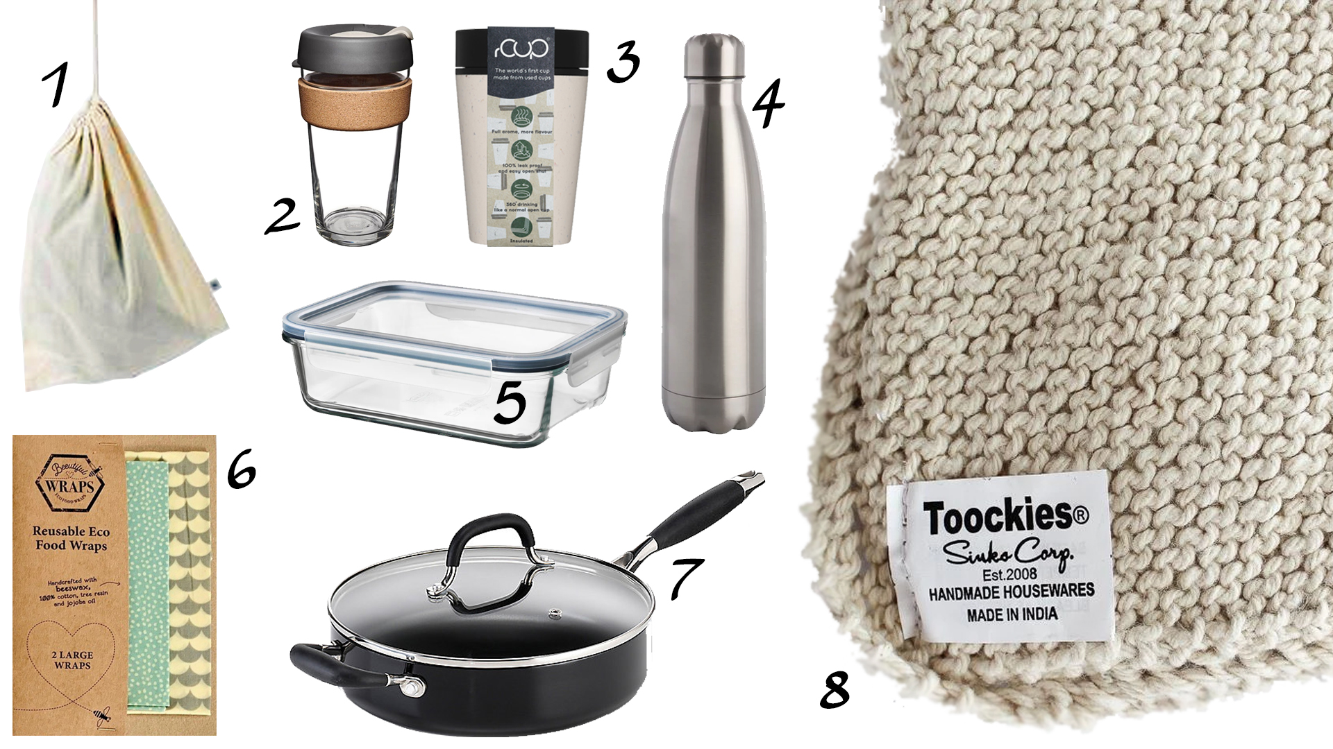 kitchen starter pack